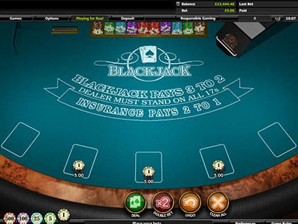 Guide To Playing Online Blackjack