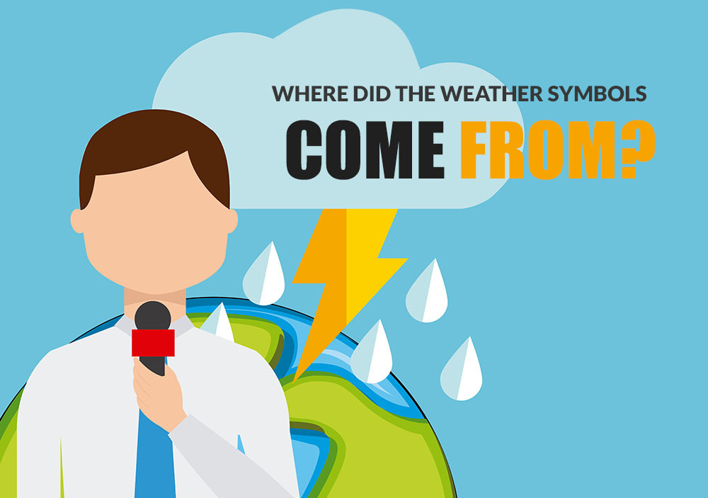 The Complete Guide To Weather Symbols