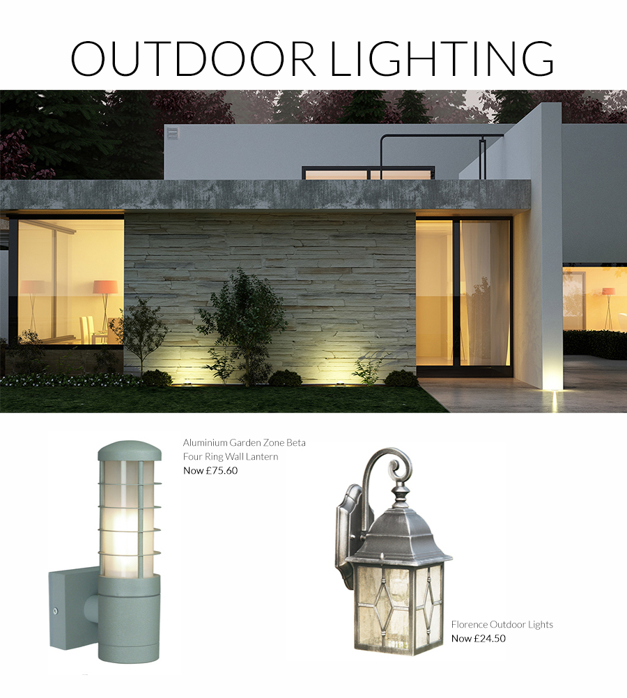 Interior And Exterior Lights And Lighting Products Lights4Living