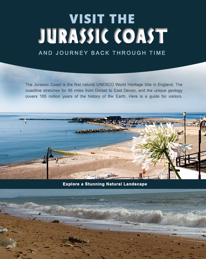 Visit the Jurassic Coast and Journey Back Through Time