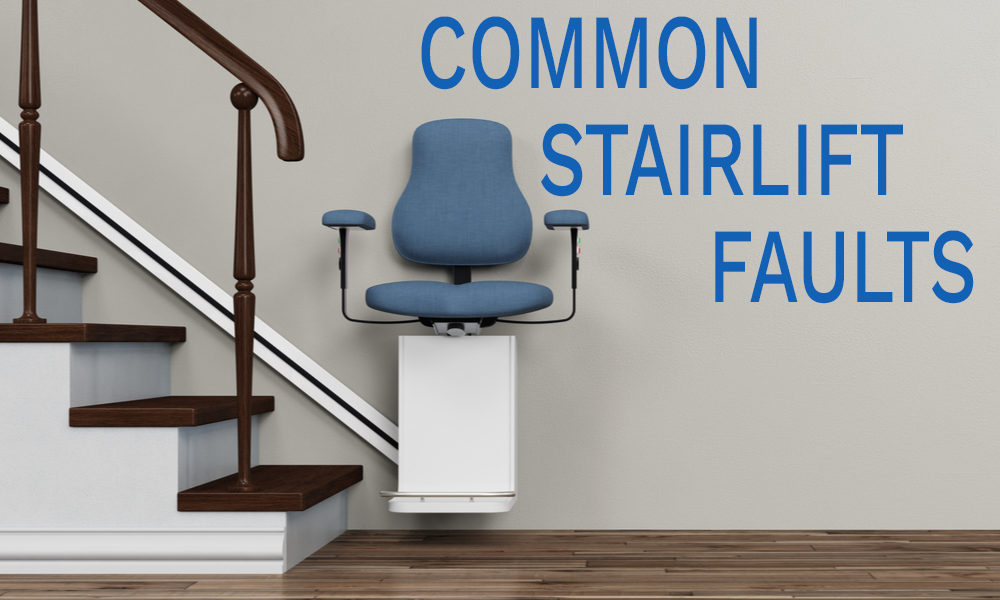 Common Stairlift Faults