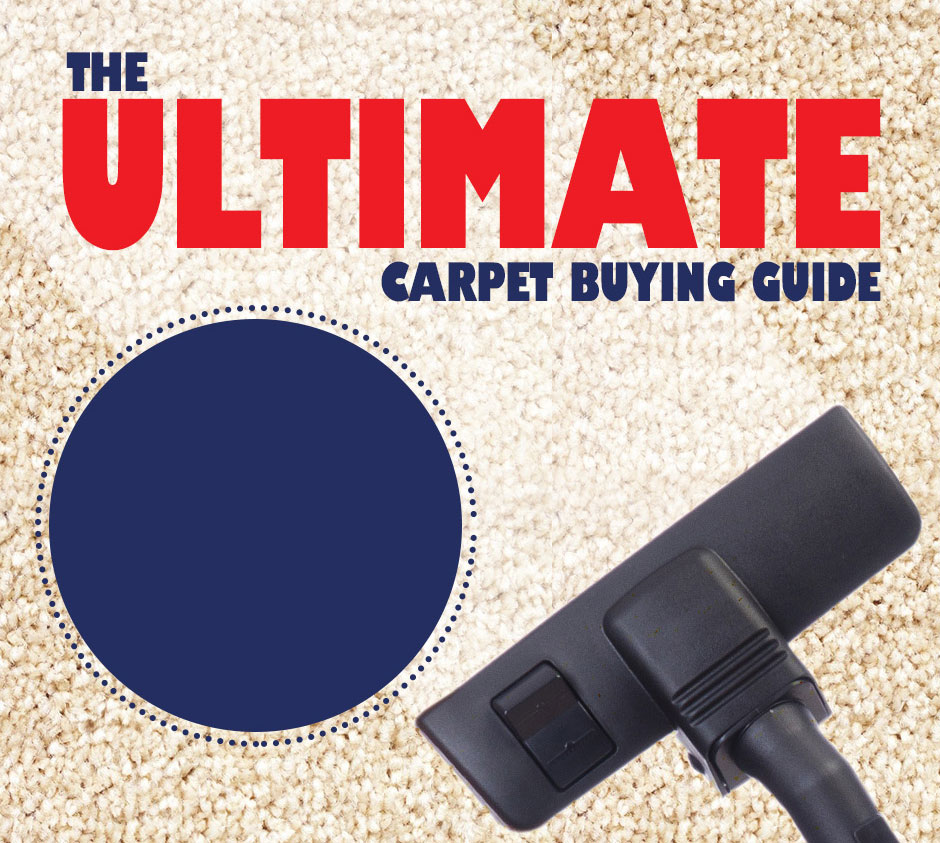 The ultimate carpet buying guide united carpets and beds for Carpet buying guide